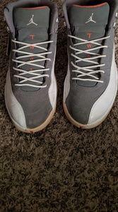 2012 Jordan 12 Cool Grey Size 10.5
